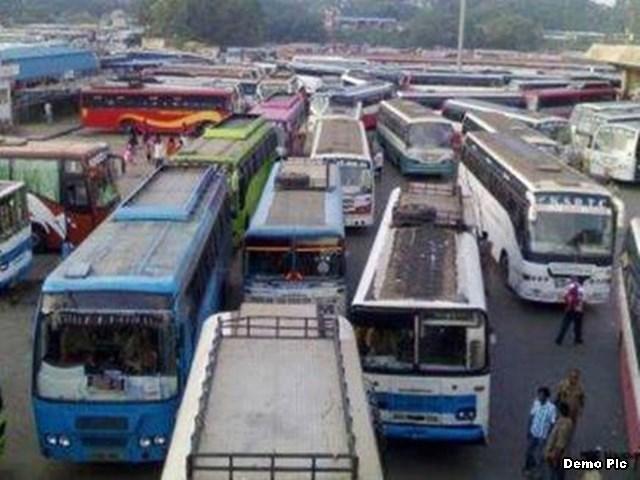 Bus in MP : मध्य प्रदेश में बस संचालन को लेकर जल्द हो सकता है फैसला