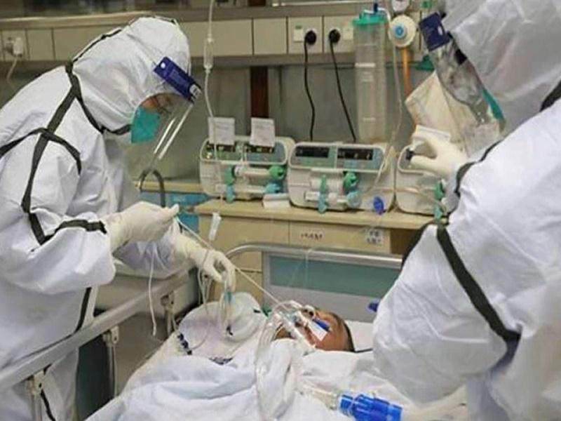 Coronavirus: एक दिन में सबसे ज्यादा 25 हजार मामले आए सामने, 618 ने तोड़ा दम