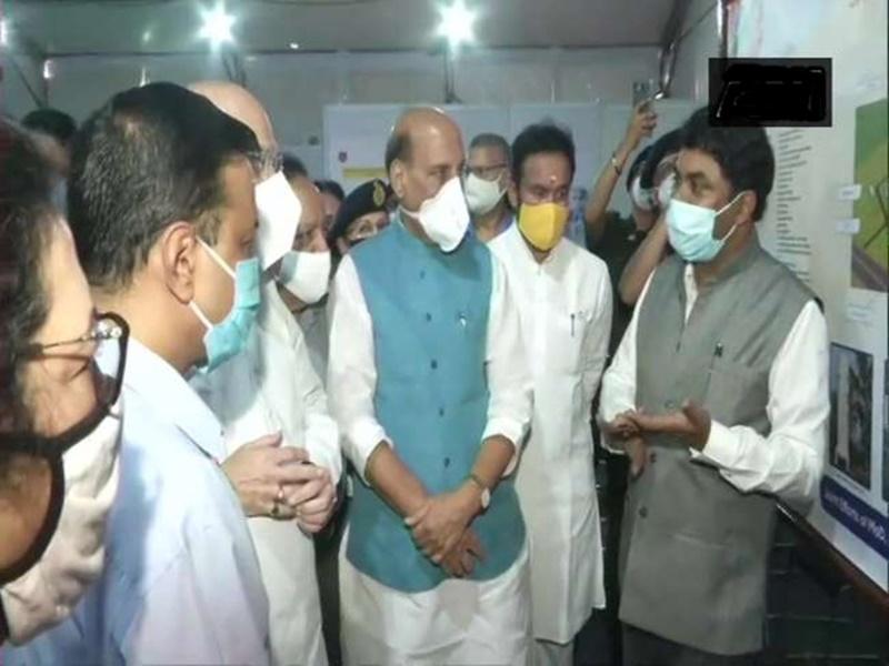 Coronavirus: दिल्ली में 12 दिनों में बनाया एक हजार बेड वाला अस्थाई अस्पताल