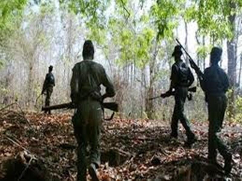 दंतेवाड़ा : डीआरजी के साथ मुठभेड़ में मारे गए दो नक्सली, हथियार बरामद