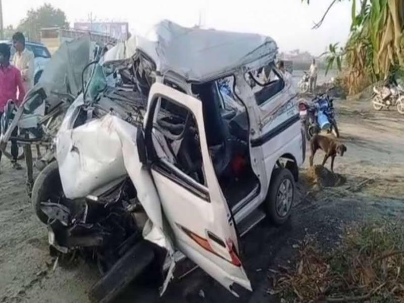 Sirohi Accident: राजस्थान के सिरोही में भीषण सड़क हादसा, पांच की मौत, पांच घायल