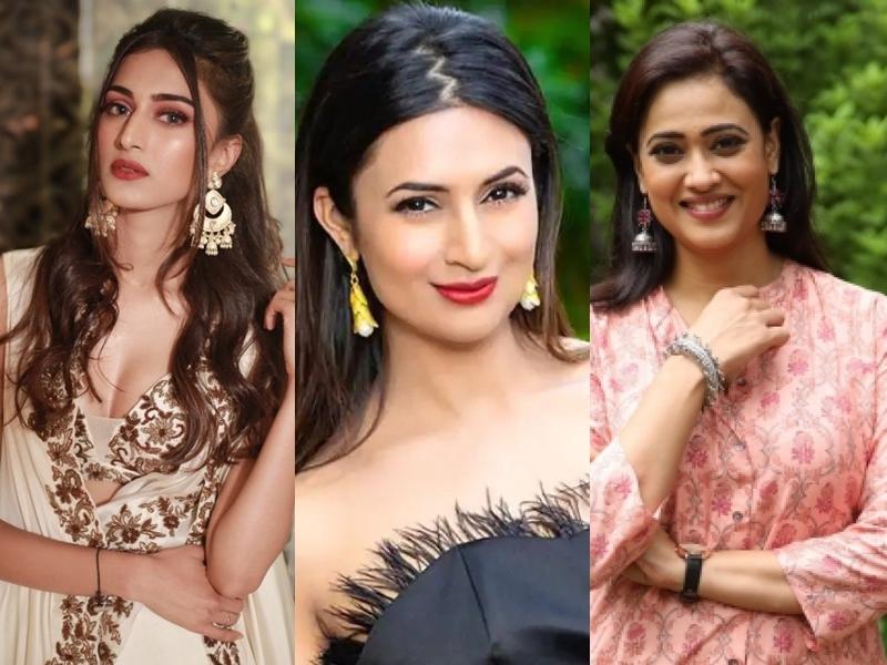Divyanka Tripathi, Nia Sharma, Rashami Desai और Shweta Tiwari हैं टीवी की मोस्ट डिजायरेबल वुमेन