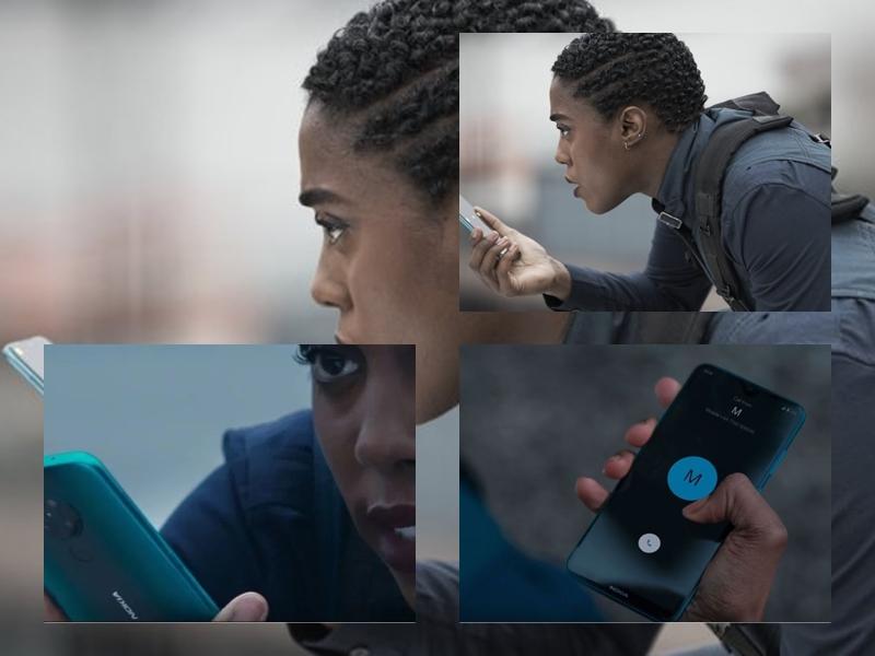 James Bond की No Time To Die में नजर आएगा Nokia का पहला 5G फोन
