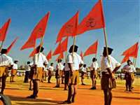 Coronavirus in Rajasthan : राजस्थान में RSS ने डेढ़ लाख परिवारों को पहुंचाई सहायता