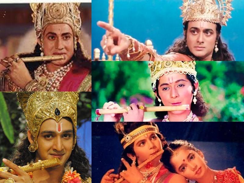 इन TV Actors ने निभाया है भगवान कृष्ण का किरदार, Swwapnil Joshi और Saurabh Raj Jain भी इस लिस्ट में