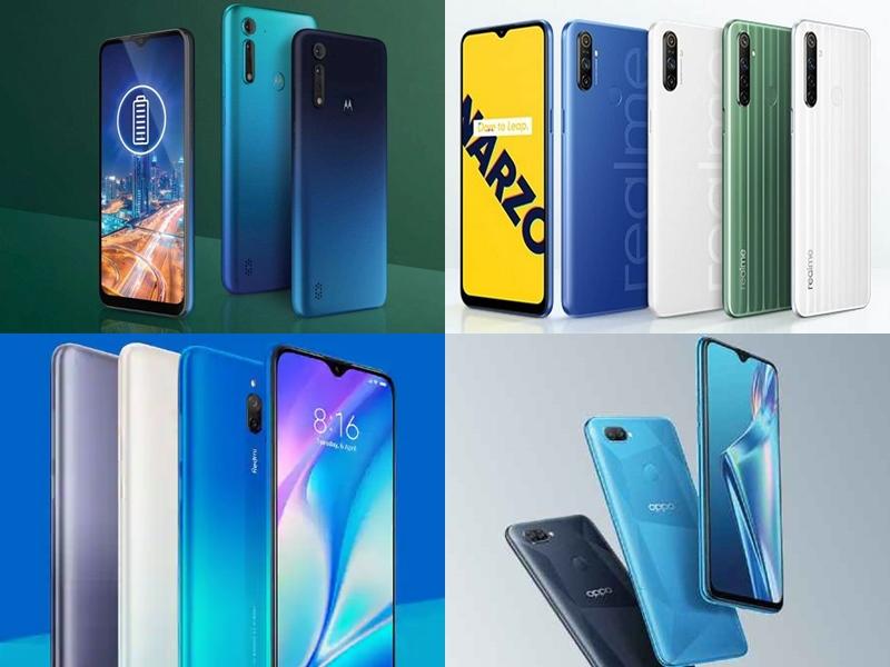 Top Smartphone: खरीदना है स्मार्टफोन, 10,000 रुपए के भीतर ये हैं बेस्ट ऑप्शन्स
