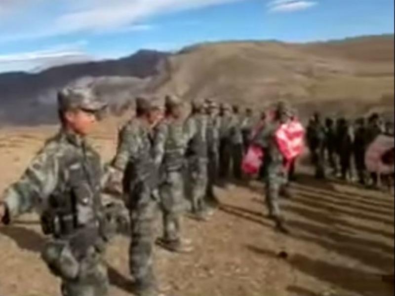 China Face-off live : चीनी सेना गलवन घाटी में 2 किमी पीछे हटी, NSA डोभाल ने की थी चीनी विदेशमंत्री से चर्चा