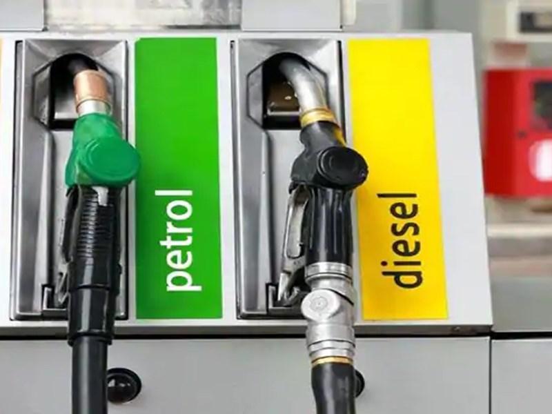 Petrol Diesel Rate : सात राज्यों की तुलना में यहां 6 से 11 रुपए तक महंगा बिक रहा पेट्रोल-डीजल, देखें चार्ट