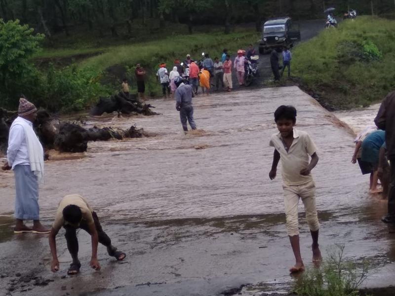 Madhya Pradesh Weather Update : महाकोशल-विंध्य में सोमवार को झूमकर आया सावन