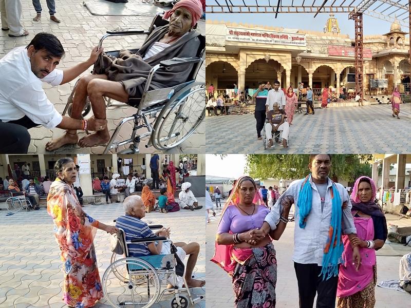 Butati Dham Rajasthan: लकवे के मरीजों के लिए राहत बनकर उभरा है राजस्थान का बुटाटी धाम मंदिर, कैसे बना आस्था का तीर्थ, पढ़ें विस्तार से