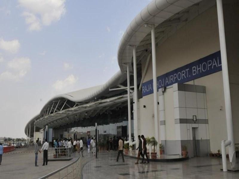 Bhopal Airport : इंटरनेशनल उड़ानें शुरू होते ही पैसेंजर्स  को स्मार्ट यात्रा का अनुभव होगा