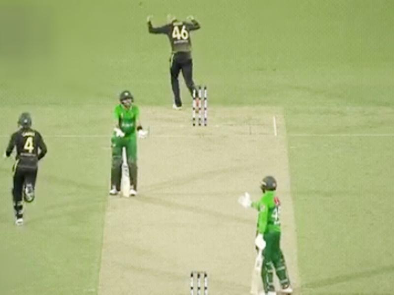 Australia vs Pakistan T20 match: पाकिस्तान के नए कप्तान ने अपने खिलाड़ी पर ऐसे निकाली खीज, देखिए Video