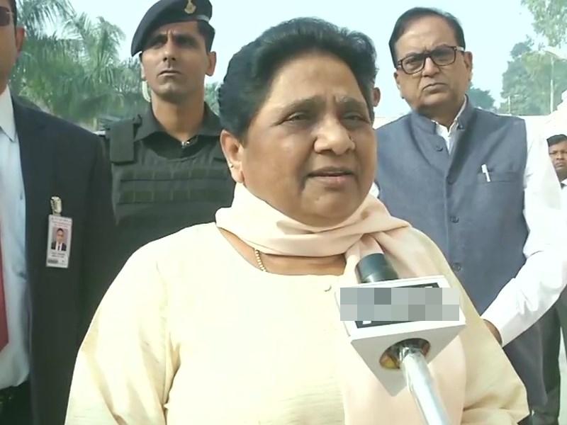 Hyderabad Murder Case: मायावती ने हैदराबाद पुलिस की तारीफ की, कहा - यूपी, दिल्ली इनसे प्रेरणा लें