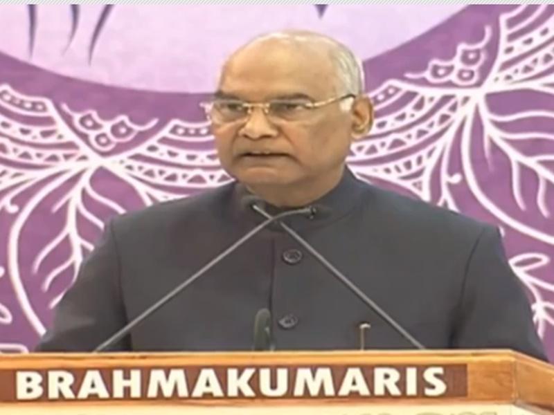 POCSO Act : राष्ट्रपति रामनाथ कोविंद का बड़ा बयान, कहा-दुष्कर्म के दोषियों की दया याचिका की हो समीक्षा