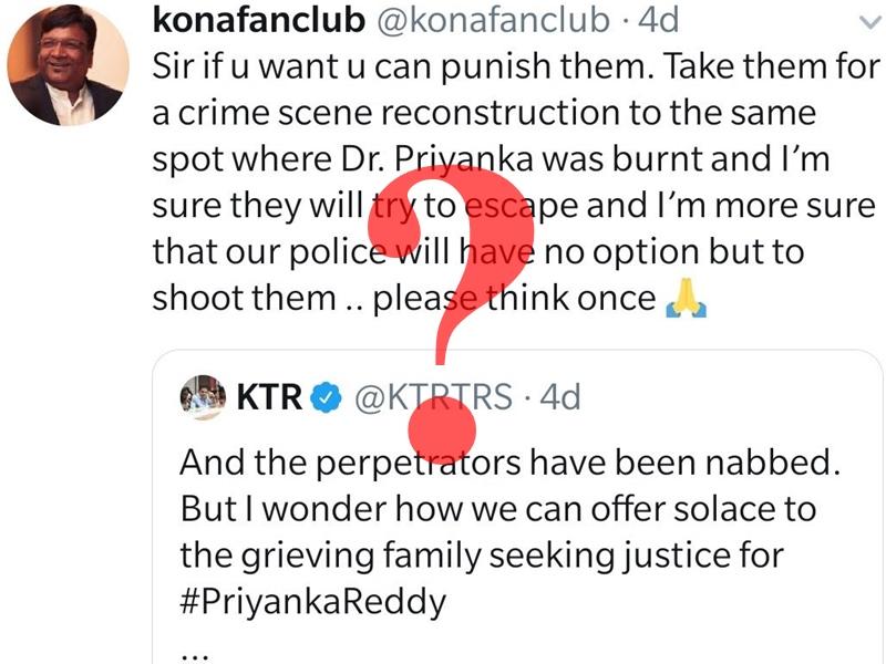 Hyderabad: आज के एनकाउंटर की सलाह देने वाला 4 दिन पुराना ट्वीट वायरल, जानिए इसकी सच्चाई