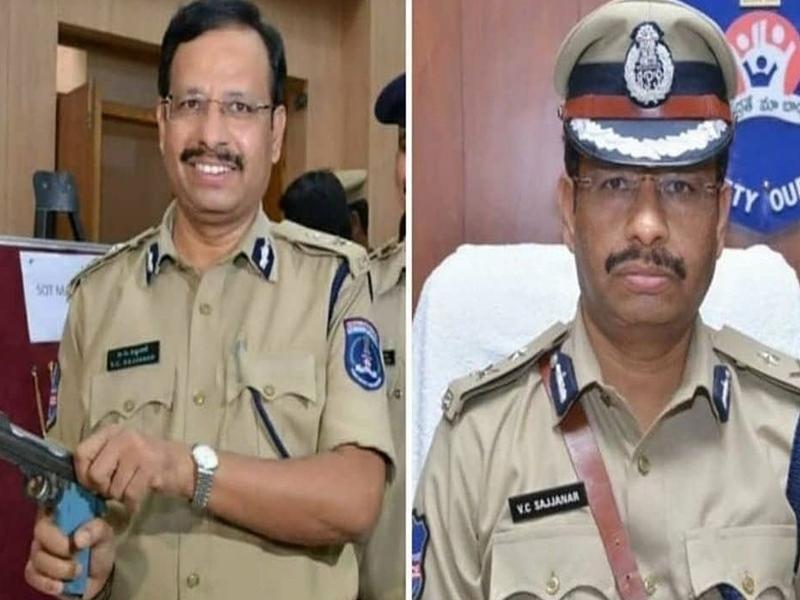 Hyderabad Murder Case: जानिए कौन हैं VC Sajjanar, 2008 में भी हुआ था ऐसा ही एनकाउंटर, तब थे वारंगल के SP