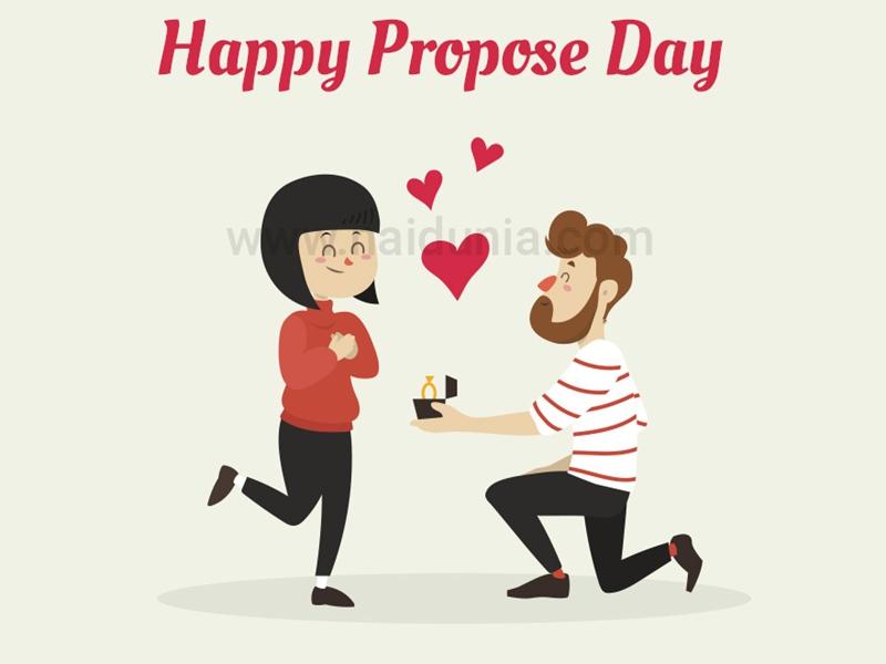 Propose Day 2020: इन रोमांटिक Shayari, WhatsApp Status और Facebook Status से करें प्रपोज, वो कर नही पाएंगे इनकार