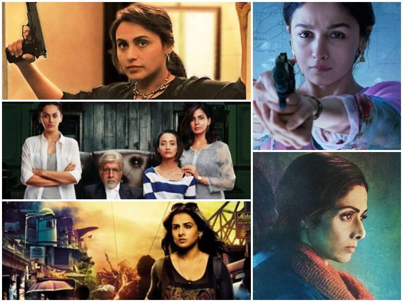 इन 10 फिल्मों में बचाने के लिए नहीं आया कोई हीरो, हीरोइन ने ही जीती अपनी लड़ाई