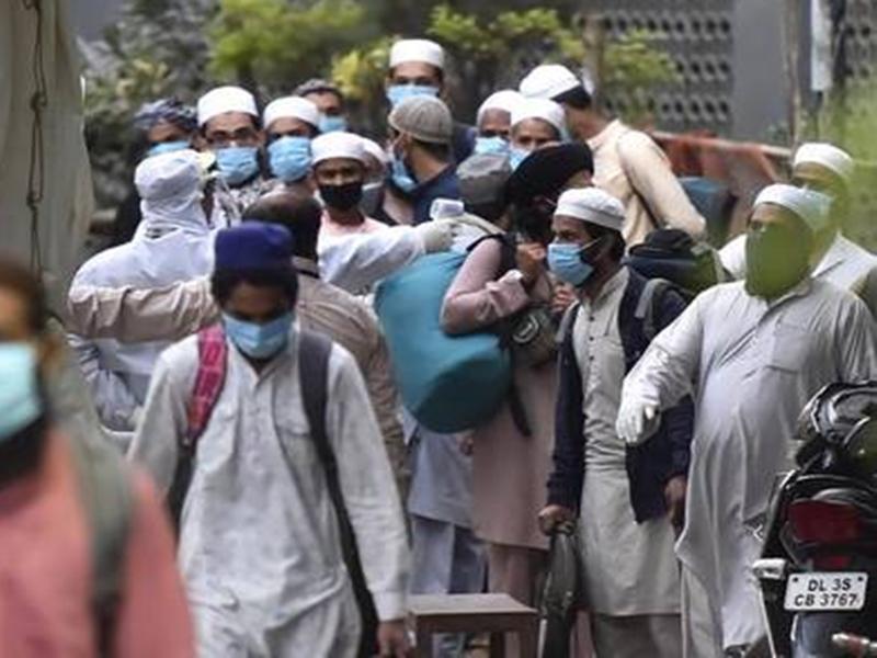 Ahmedabad: कोरोना संक्रमितों की संख्या 77 के पार, तब्लीगी जमात के कारण बढ़ी मुसीबतें