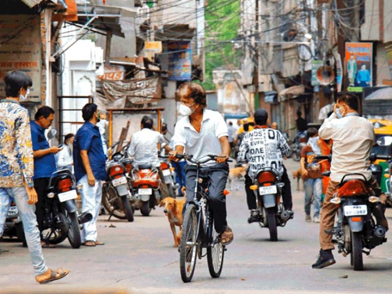 Indore Coronavirus News Update : इंदौर में पॉजिटिव मरीज हो रहे कम, लेकिन बढ़ रहा मौत का आंकड़ा