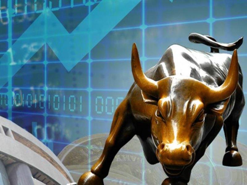 भारतीय शेयर बाजार ने छुआ नया रिकॉर्ड स्तर, सेंसेक्स 41,600 तो निफ्टी 12,000 के पार बंद