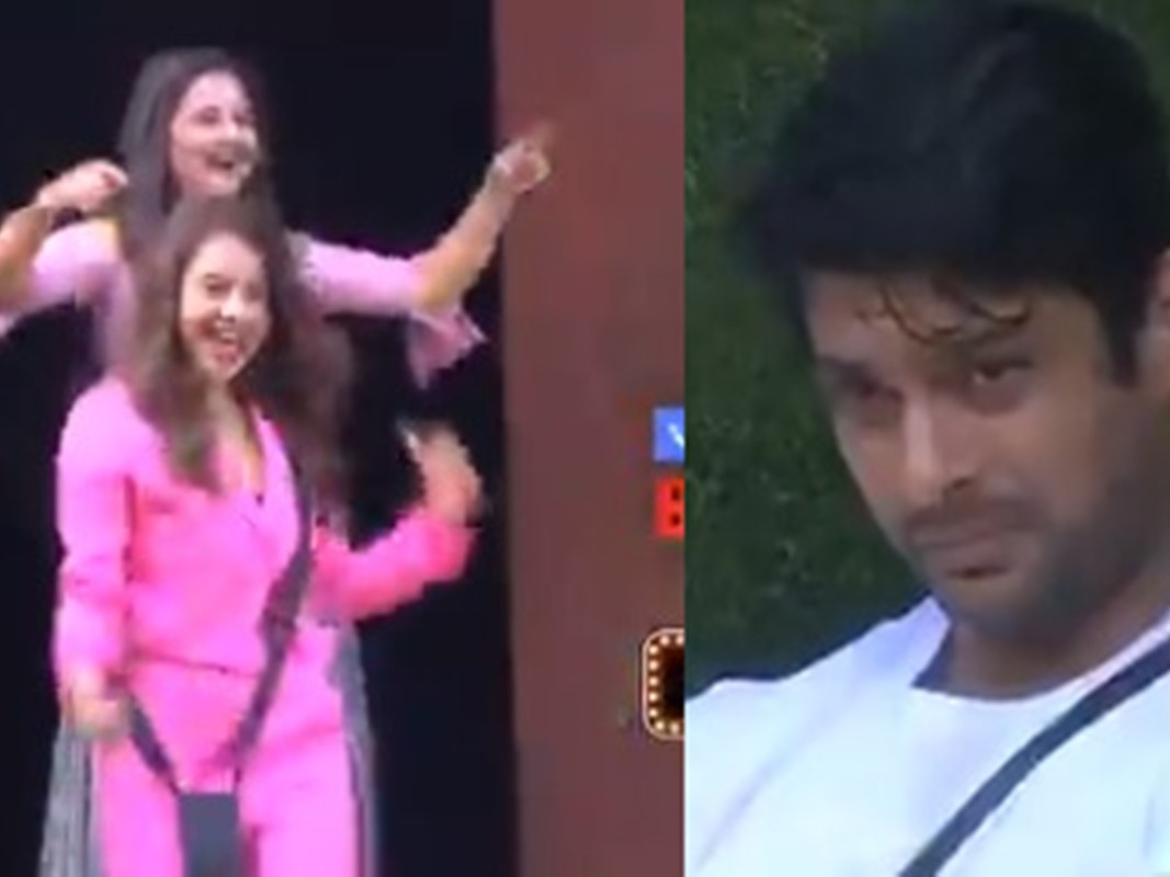 Bigg Boss 13: Rashami Desai और Devoleena Bhattacharjee ने फिर ली घर में एंट्री, Sidharth Shukla को लगा झटका