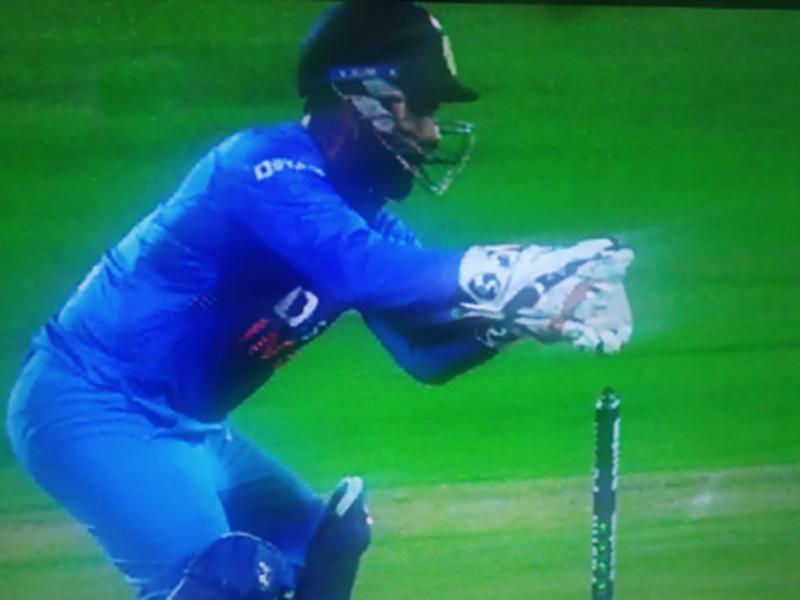India vs Bangladesh 2nd T20I: पंत की बचकाना गलती से हुआ ड्रामा, लिटन को मिला जीवनदान
