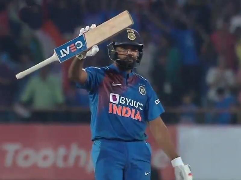 India vs Bangladesh 2nd T20I: रोहित ने तोड़ा रैना का रिकॉर्ड, अब सिर्फ यह बल्लेबाज आगे
