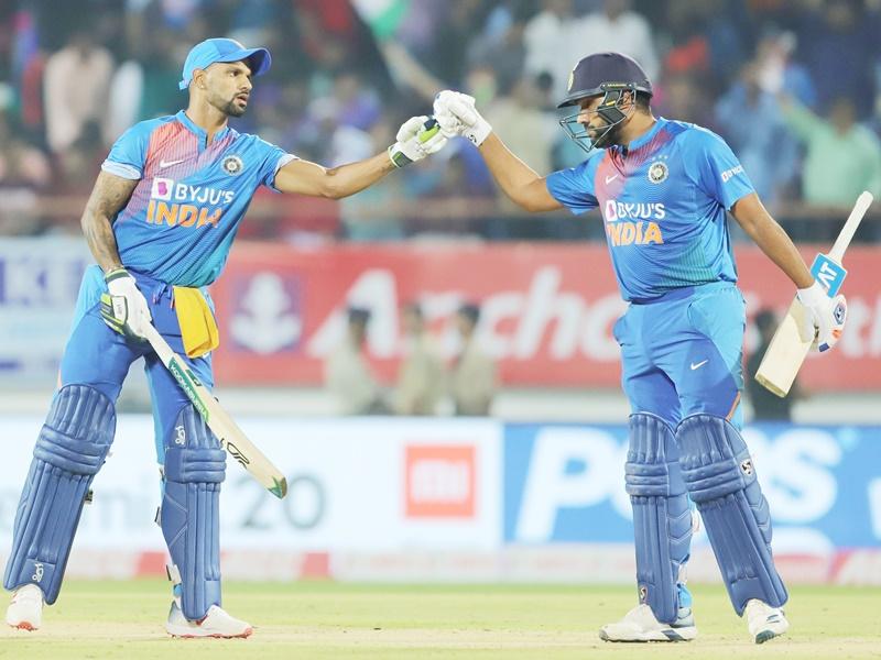 India vs Bangladesh 2nd T20I Highlights: रोहित-शिखर की रिकॉर्ड साझेदारी, बनीं नंबर एक जोड़ी