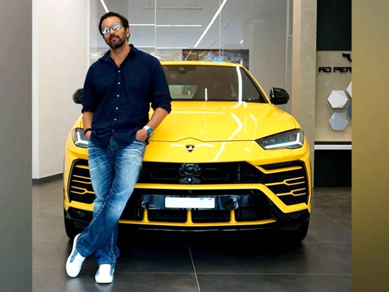 Rohit Shetty ने खरीदी करोड़ों की Lamborghini Urus, भारत में केवल 50 लोग खरीद पाए हैं इसे