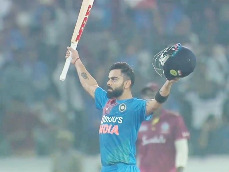 Ind vs WI 1st T20 Highlights: विराट कोहली ने रिकॉर्ड की झड़ी लगाते हुए टीम को दिलाई जीत