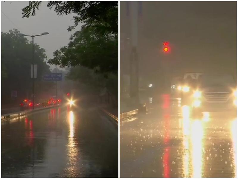 Weather Updates: दिल्ली में बारिश, हिमाचल में बर्फबारी, जानें अन्य राज्यों का हाल