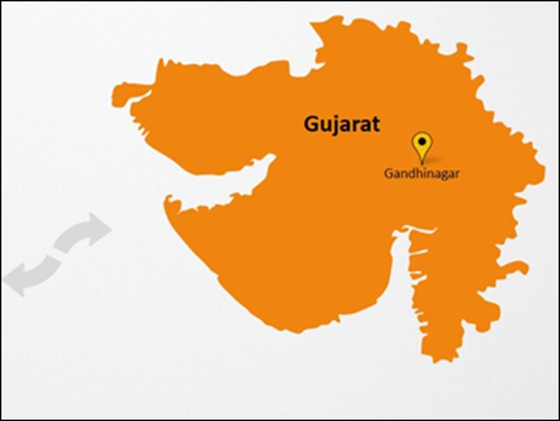 Coronavirus in Gujarat: अहमदाबाद, सूरत, वडोदरा, भावनगर व राजकोट में डेढ़ लाख लोग हॉट स्पॉट क्वारंटाइन में
