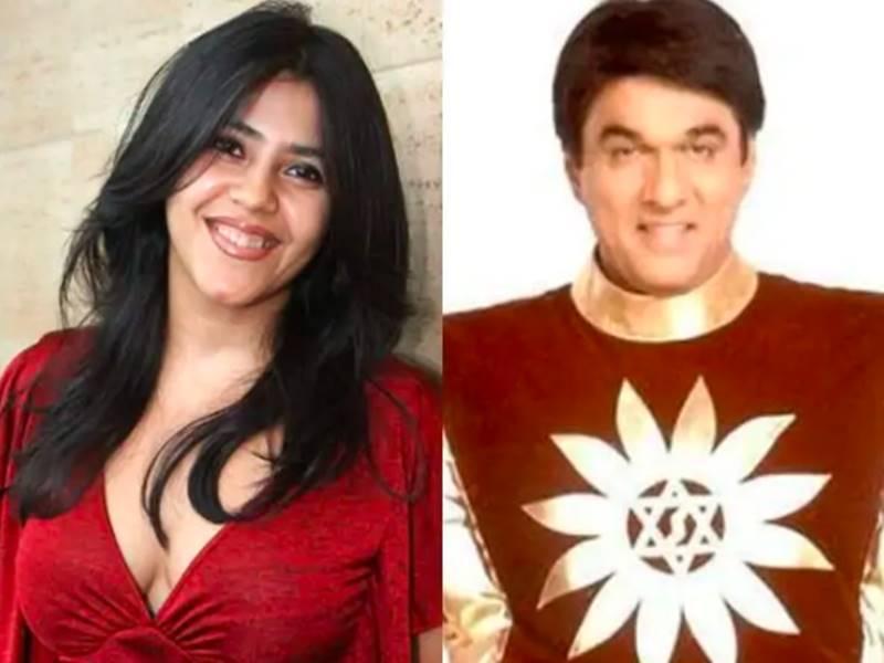 Shaktimaan एक्टर Ekta kapoor से बोले 'संस्कृति कभी मॉडर्न नहीं हो सकती पुत्री'