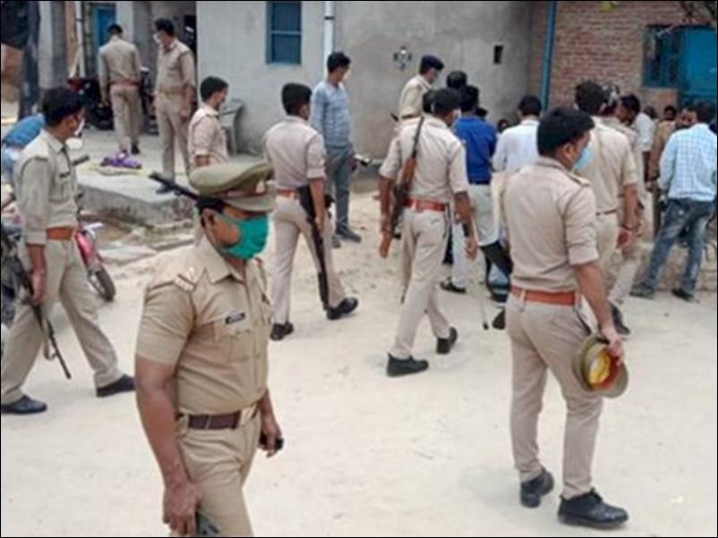Kanpur Encounter News Live : कानपुर मुठभेड़ में संदेह के घेरे में आए STF के DIG को शासन ने हटाया