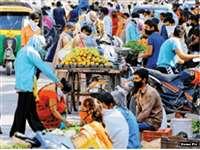 इंदौर में पहले एक हजार जांच में 26 पॉजिटिव मिलते थे, अब मिल रहे 61 मरीज
