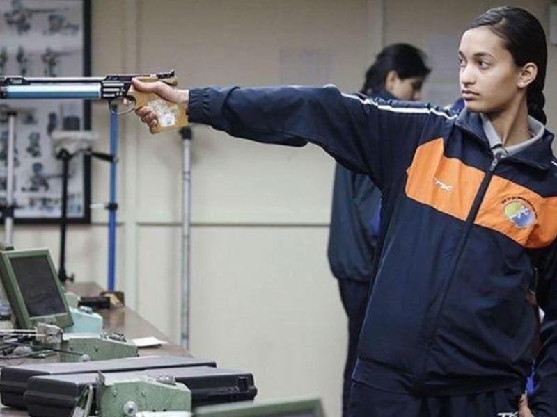 Asian Shooting Championship: मध्यप्रदेश की चिंकी यादव ने भारत को दिलाया 11वां ओलिंपिक कोटा