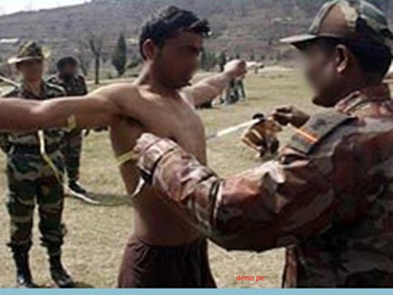 भोपाल में सैनिक भर्ती में दलाल सक्रिय, सेना ने अभ्यर्थियों को दी चेतावनी
