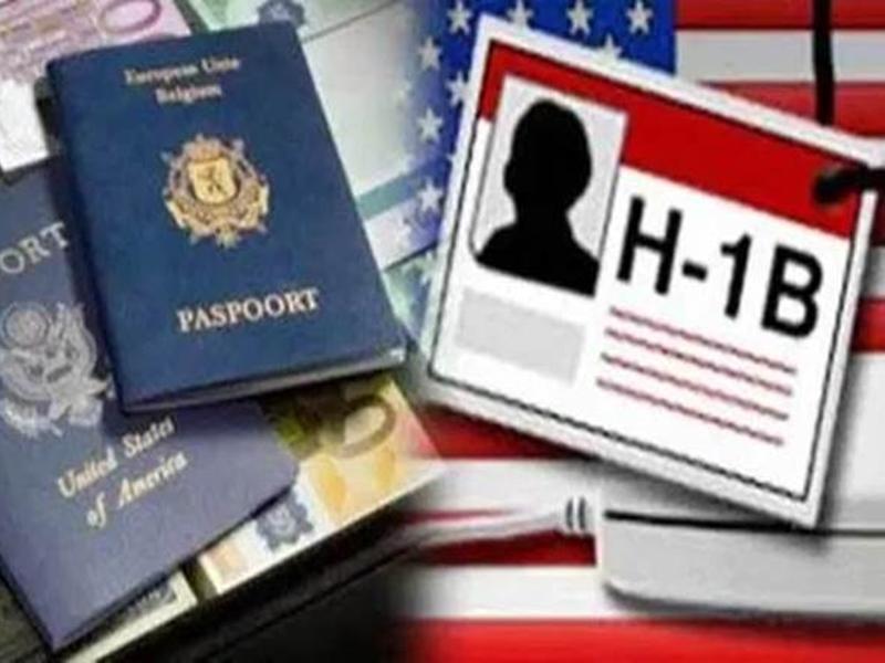 H-1B visa registration : अब एच-1बी वीजा के लिए देनी होगी 10 डॉलर की नॉन रिफंडेबल फीस भी