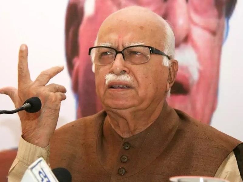 Happy Birthday LK Advani : भाजपा के 'पितृ पुरुष' हैं आडवाणी, जानिए कैसा रहा है राजनीतिक सफर