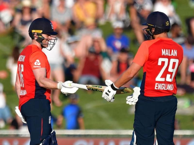 New Zealand vs England: डेविड मलान और इयोन मॉर्गन ने इंग्लैंड को सीरीज में दिलाई बराबरी