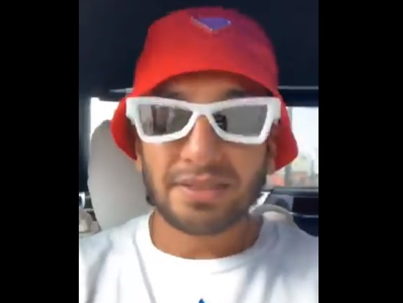 VIDEO: Ranveer Singh को कहा Joker तो वीडियो से बोलती बंद कर दी