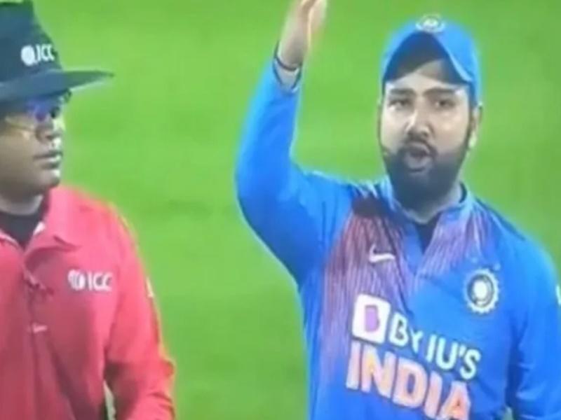 Ind vs Ban 2nd T20I Highlights: थर्ड अंपायर के गलत फैसले पर आपा खो बैठे रोहित शर्मा ने ये क्या कर डाला, देखें Video