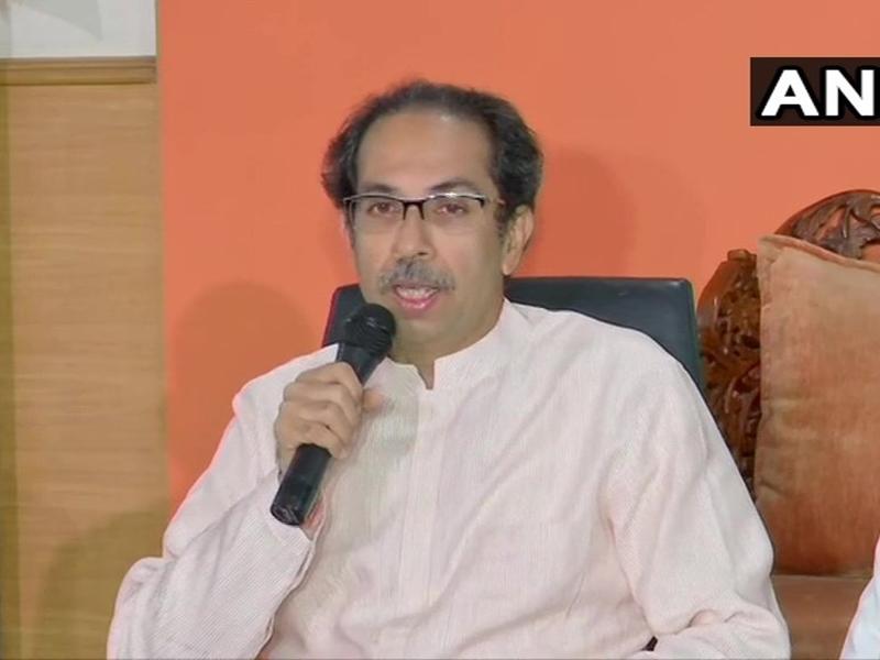 Uddhav Thackeray on BJP: उद्धव ठाकरे बोले- भाजपा का मन काला, अब और झांसे में नहीं आएंगे