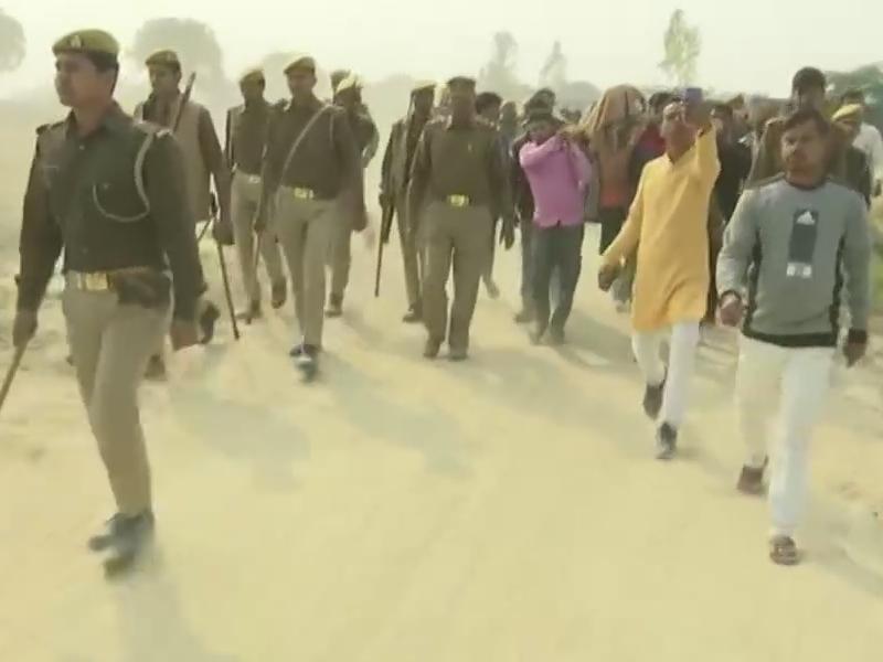Unnao Case: कड़ी सुरक्षा के बीच पीड़िता का अंतिम संस्कार, बहन ने की थी CM योगी के आने की मांग