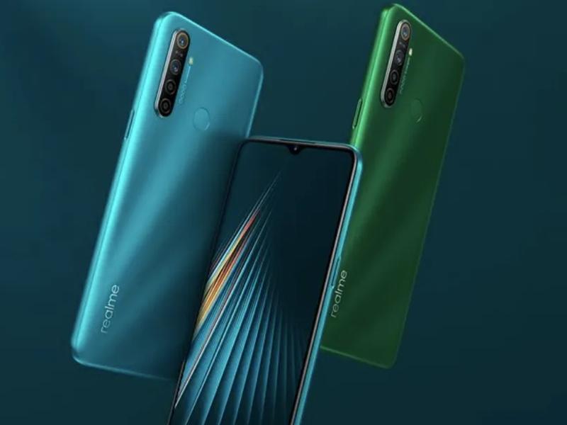Realme 5i हुआ लॉन्च, 8,999 रुपए में क्वाड कैमरे के अलावा जानिए क्या हैं फीचर्स