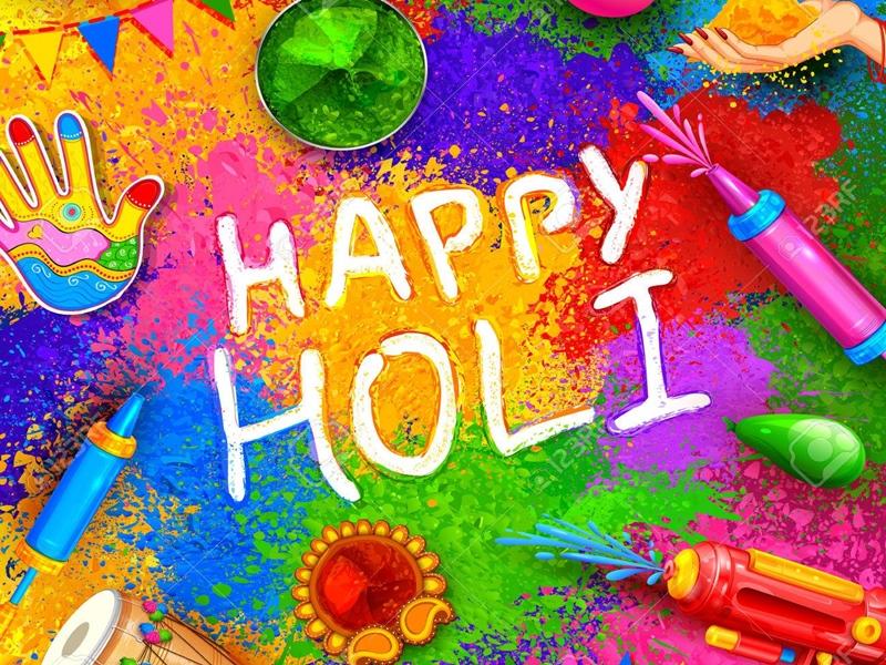 Happy Holi 2020: अब तक नहीं किया है विश तो इन Holi Shayari, Greetings, Images से दें शुभकामनाएं