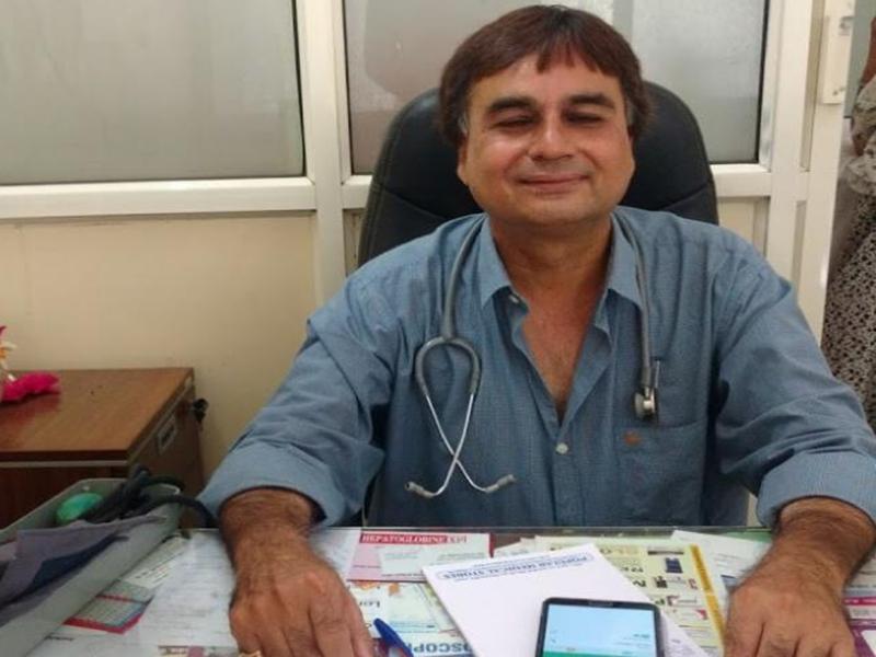 Coronavirus in Indore : इंदौर में कोरोना वायरस से एक डॉक्टर की मौत