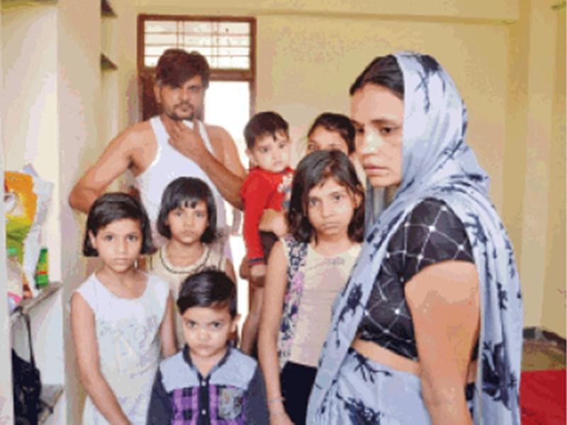 LockDown in MP : छह बेटियों के साथ क्वारंटाइन सेंटर में फंसी 7 माह की गर्भवती