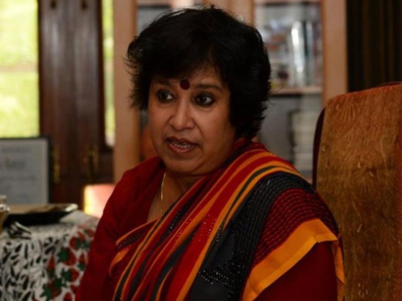Tablighi Jammat पर भड़कीं Taslima Nasreen, मोदी सरकार से की यह बड़ी मांग